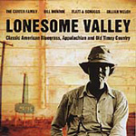 Lonesome Valley (CD)