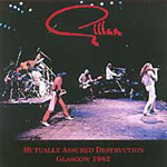 Mutually Assured Destruction - Live In Glasgow 1985 (CD)