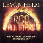 Live At The Palladium NYC, New Years Eve 1977 (CD)