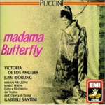 Puccini: Madame Butterfly (2CD)