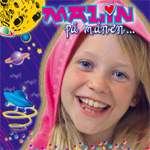 Malin På Månen (CD)