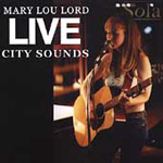 Live City Sounds (CD)
