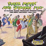 Finger Poppin' And Stompin' Feet: 20 Classic Productions For Minit Records (CD)