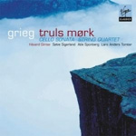 Truls Mørk - Grieg: String Quartet, Cello Sonata (CD)