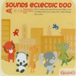 KCRW: Sounds Eclectic Too (CD)