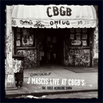 J Mascis Live At CBGB's - The First Acoustic Show (CD)