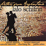 Letters From Argentina (DualDisc) (CD)