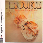 Resource/In Copenhagen 73-74 (2CD)