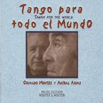 Tango For The World (CD)