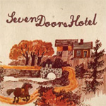 Produktbilde for Seven Doors Hotel (USA-import) (CD)