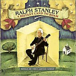 Produktbilde for A Distant Land To Roam: Ralph Stanley Sing Songs Of The Carter Family (USA-import) (CD)