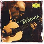 The Art Of Segovia (2CD)