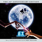 E.T. - 20th Anniversary (Remastered) (CD)