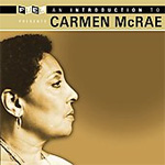 An Introduction To Carmen McRae (CD)
