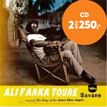 Produktbilde for Savane (CD)