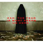The Fear Is What Keeps Us Here (CD)