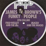 James Brown's Funky People (CD)