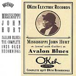 Produktbilde for Avalon Blues: Complete 1928 Okeh Recordings (USA-import) (CD)