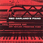 Produktbilde for Red Garland's Piano (Remastered) (USA-import) (CD)