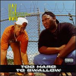 Too Hard To Swallow (CD)