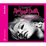 Morrissey Presents: The Return Of The New York Dolls - Live From Royal Festival Hall 2004 (m/DVD) (CD)
