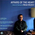Affairs Of The Heart (CD)