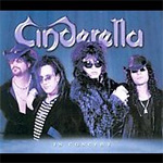 Cinderella In Concert (Live At The Key Club) (CD)