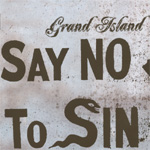 Say No To Sin (CD)