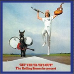 Get Yer Ya-Ya's Out! - In Concert (Remastered) (CD)