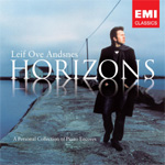Leif Ove Andsnes - Horizons: A Personal Collection Of Piano Encores (CD)