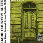 Back Country Suite (For Piano, Bass & Drums) (CD)