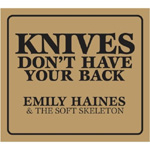Knives Don't Have Your Back (CD)