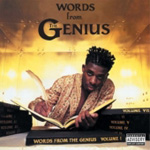 Words From The Genius Vol 1 (CD)