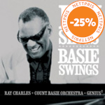 Produktbilde for Ray Sings, Basie Swings - Live 1973 (UK-import) (CD)