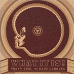 What It Is! - Funky Soul And Rare Grooves 1967-1977 (4CD)