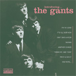 Introducing The Gants (CD)