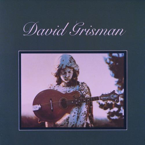 The David Grisman Rounder Compact Disc (CD)