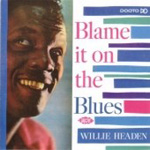 Blame It On The Blues (CD)