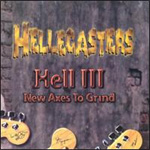 Hell III: New Axes To Grind (CD)