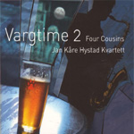 Vargtime 2/Four Cousins (CD)