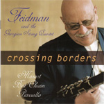 Crossing Borders (CD)