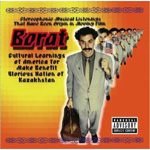 Borat: Cultural Learnings Of America For Make Benefit Glorious Nation Of Kazakhstan (CD)