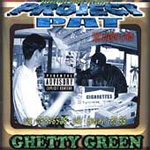 Ghetty Green (CD)