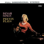 Dinah Sings, Previn Plays (Remastered) (CD)