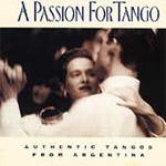 A Passion For Tango (CD)