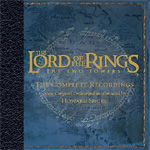 Lord Of The Rings: Two Towers Complete Recordings (3CD+DVD-A)