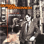 Bebop City (CD)
