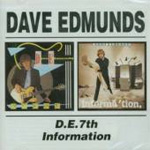 D.E. 7th/Information (CD)
