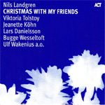 Christmas With My Friends (CD)