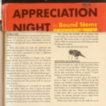 Appreciation Night (CD)